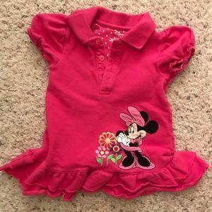 Disney Minnie Dress 12-18 months